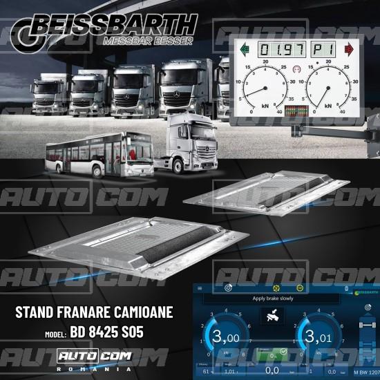 Stand franare camioane Beissbarth BD 8425 S05