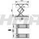 Elevator auto tip foarfeca RHM S32