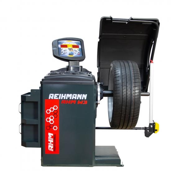 Aparat echilibrat roti RHM W3 automat cu laser