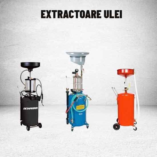 Extractoare ulei